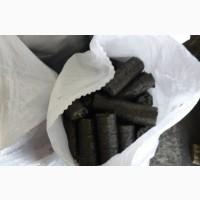 Реализуем топливный брикет из чистой лузги подсолнечника