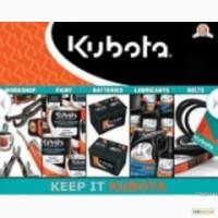 Запасные части к двигателям Kubota (Кубота)