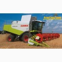 Предприятие предлагает в долгосрочную аренду зерноуборочные комбайны