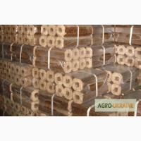 Закупим древесный брикет Pini Kay