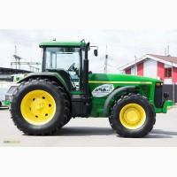 Колёсный трактор John Deere 8300