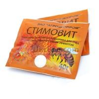 Стимовит (пыльца цветоч., экстракт чеснока, глюкоза) 1фл. - 40 г