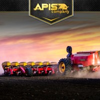 Посев (услуги посева) кукурузы и подсолнечника сеялкой Vaderstad Tempo F8
