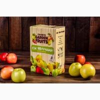 Сік прямого віджиму 100% Яблучний, Яблуко-Груша