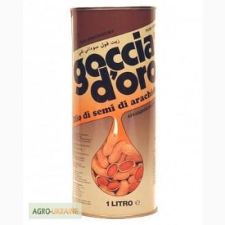 Продукты Италии. Арахисовое масло
