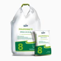 Поліфоска 8 NPK(S) 8-24-24-(9) Польша