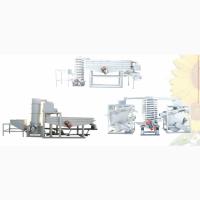 Оборудование для переработки рапса