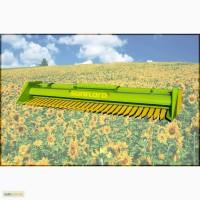 Продам жатку для уборки подсолнечника Sunfloro New 2016