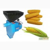 Зернодробилка корморезка крупорушка Эликор1 исп.3 (зерно + початок кукурузы)