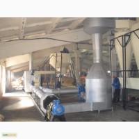 Комплектный завод по производству топливных пеллет из древксины (1т/ч)