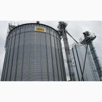 Силос для зерна плоскодонный 2000 т