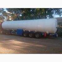 Продаж полуприцепа для перевозки сжиженого газа INDOX 2005 г. выпуска