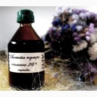 Настоянка підмору бджолиного спиртова 20%