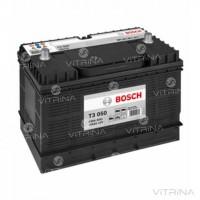 Аккумулятор BOSCH 105Ah-12v T3050 (330x172x240) со стандартными клеммами   R, EN800