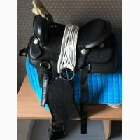 Седло вестерн детское седло для лошади пони