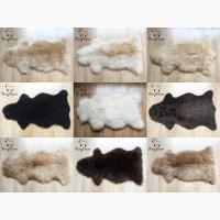 Шкура овечья/барана, ковер из овчины, шкіра овеча, овчина натуральная