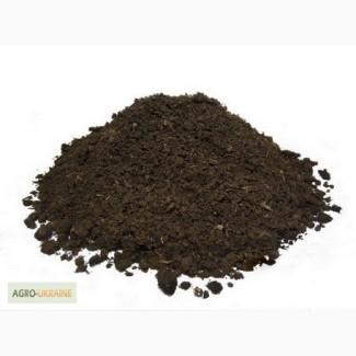 Продам торф экскаваторный для покровной почвы