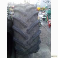 БУ шина, хорошее состояние, новые 710/70R42 TM900 173D Trelleborg, камеры