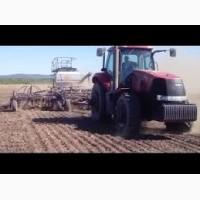 Оказываем услуги посева зерновых, сои, подсолнечника