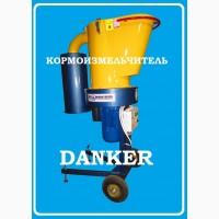 Измельчитель корма 4 кВт., Данкер