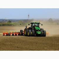 Услуги посева подсолнечника кукурузы сои сеялкой посевным комплексом по Украине Одесса