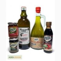 Продукты из Италии. Подарочный Набор Оливкового Масла