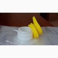 Bag in Box (асептический мешок) емкостью 10 литров прозрачный с клапаном