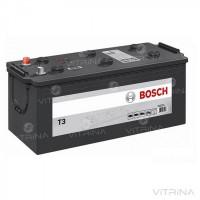 Аккумулятор BOSCH 100Ah-12v T3071 (413x175x220) с боковыми клеммами   L, EN600 (Европа)