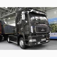 Новый седельный тягач МАЗ-5440Е9-520-030