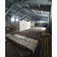 Продам дерев'яні ящики власного виробництва з різних порід дерев