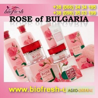 Косметика 2014 из Болгарии. Biofresh cosmetics