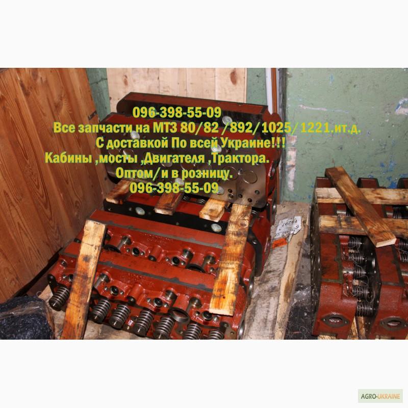 Топливный насос трактора МТЗ-82 (МТЗ-80)