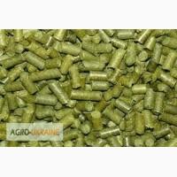 Травяная мука из амаранта гранулированная