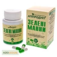 Для щитовидной железы, профилактика сахарного диабета, поджелудочная - Зеленые манны