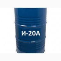 Продам индустриальное масло И-20 И-30 И-40 И-50 И-5