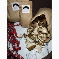 Продам білі сушені гриби 1, 2 сорт