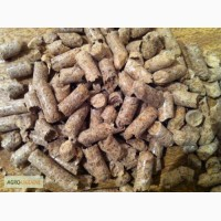 Продам ячменные отруби в гранулах
