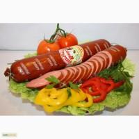 Ковбаса Салямі бутербродна від ТМ Стовпинські ковбаси