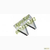 H153329 сегмент двойной ножа жатки (мелкая насечка), JD600R/F/FD