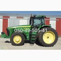 Американский трактор Джон Дир John Deere 8420 из США купить б/у