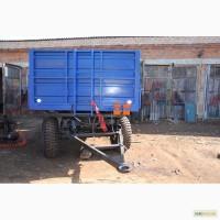 Причеп тракторний 2ПТС-6