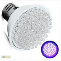 Ультрафиолетовая лампа светодиодная 6W LED