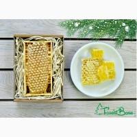 Сотовий мед у дерев#039;яних рамочках (можливий ОПТ)