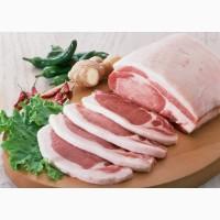 Продажа мяса и субпродуктов свинины